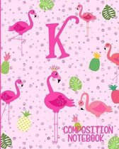 Composition Notebook K