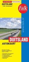 Falkplan autokaart - Duitsland 1 : 750.000