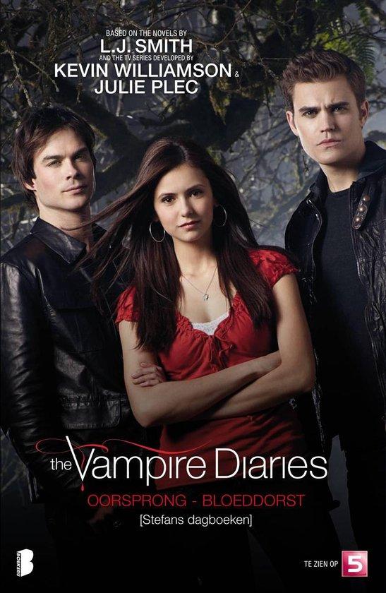 The Vampire Diaries 1 - Oorsprong en Bloeddorst