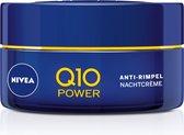 NIVEA Q10POWER Anti-Rimpel Nachtcrème - 50 ml