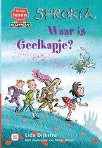 Leren lezen met Kluitman  -   Sprokia. Waar is Geelkapje?