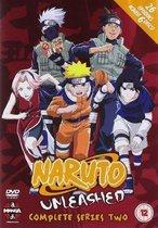 Naruto Unleashed Seizoen 2 (Import)