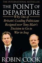 Boek cover The Point of Departure van Robin Cook