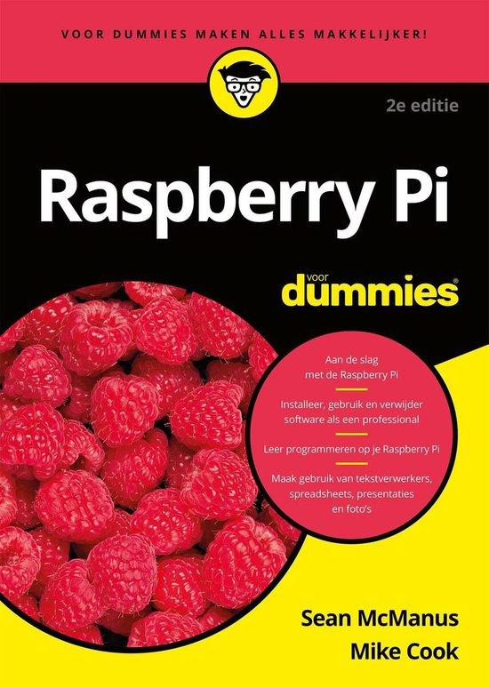 Voor Dummies - Raspberry Pi voor Dummies - Sean Mcmanus  