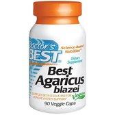 Best Agaricus Blazei (90 Veggie Caps) - Doctor's Best