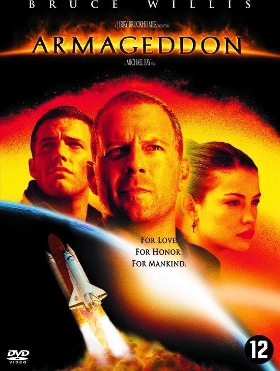 Cover van de film 'Armageddon'