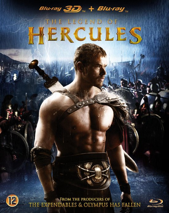 The Legend Of Hercules (3D & 2D Blu-ray) - Movie