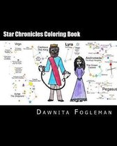 Star Chronicles Coloring Book