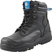 Bata Helix werkschoenen - Longreach Black Zip - S3 - maat XW 46 - hoog - 705-66146