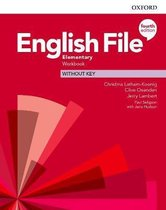 English File - Elem (fourth edition) wb without key