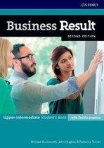 Business Result - Upp-Int Student's book + online practice