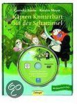 Käpten Knitterbart Auf Der Schatzinsel. Bilderbuch Mit Dvd