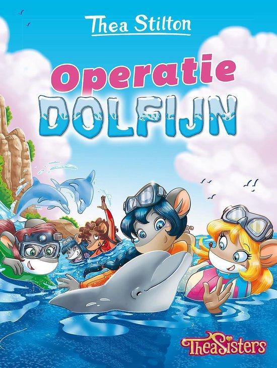 Het leven op Topford 23 - Operatie Dolfijn - Thea Stilton pdf epub