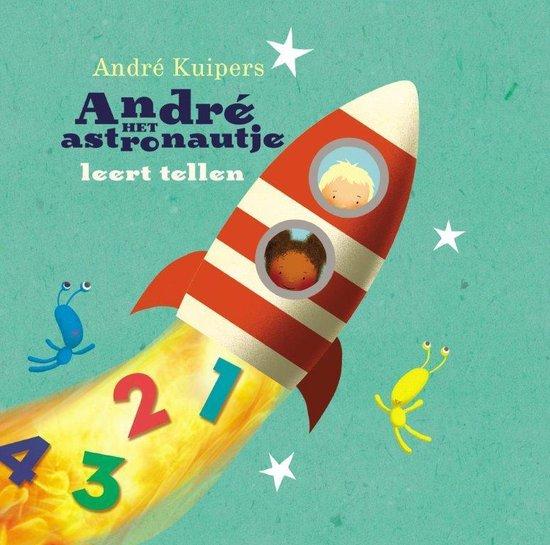 Andre het astronautje leert tellen