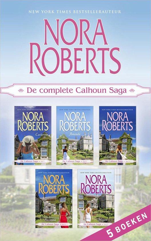 De complete Calhoun Saga (5-in-1) - Nora Roberts |