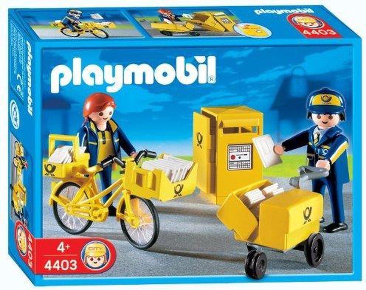 PLAYMOBIL 4403 - Postbode Set