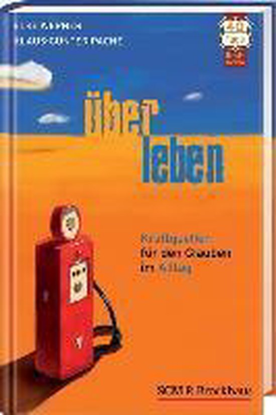 Boek cover ÜberLeben van Elke Werner (Hardcover)
