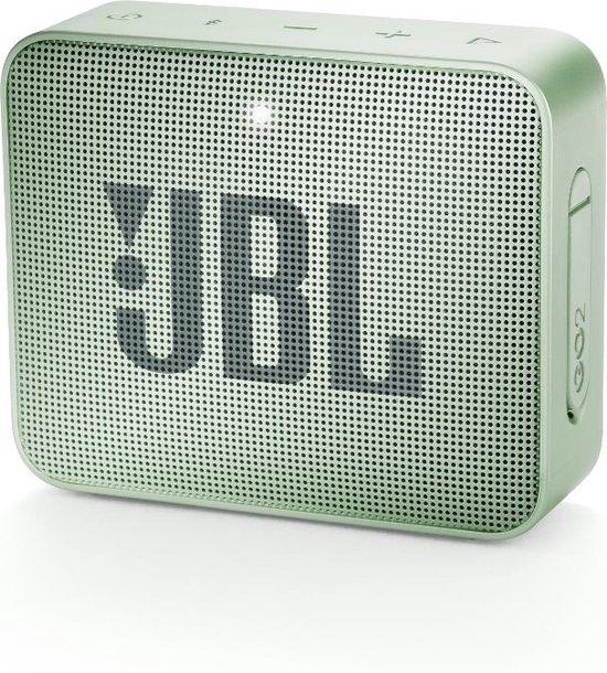 JBL Go 2 Mintgroen - Draagbare Bluetooth Mini Speaker