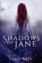 Omslag Shadows of Jane