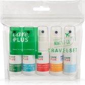 Care Plus Travelset Mini Spray 15 ml - reis set- 2go- Anti-Insect- Sun