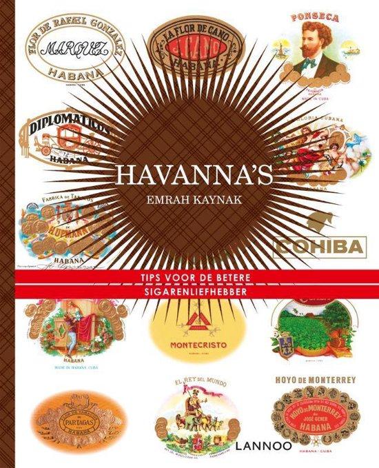 Cover van het boek 'Havanna's' van Emrah Kaynak