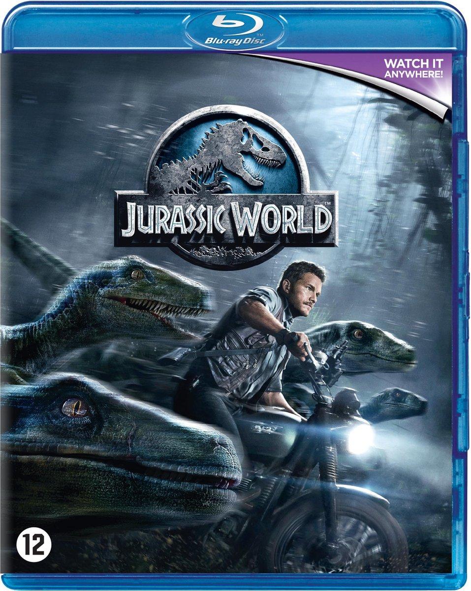 Jurassic World (Blu-ray) - Movie