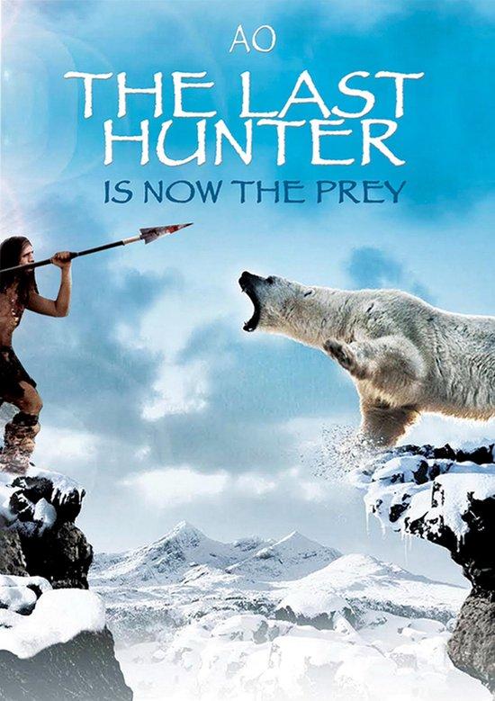 Cover van de film 'A0 The Last Hunter'