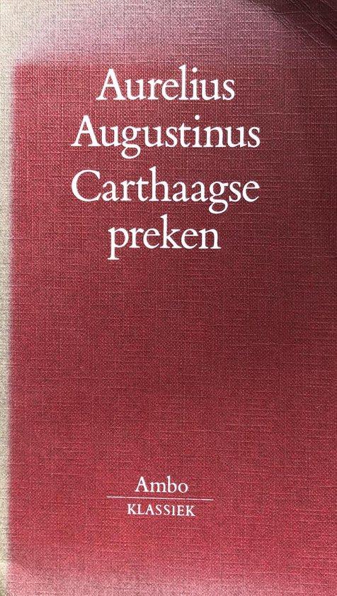 Carthaagse preken - Aurelius Augustinus  
