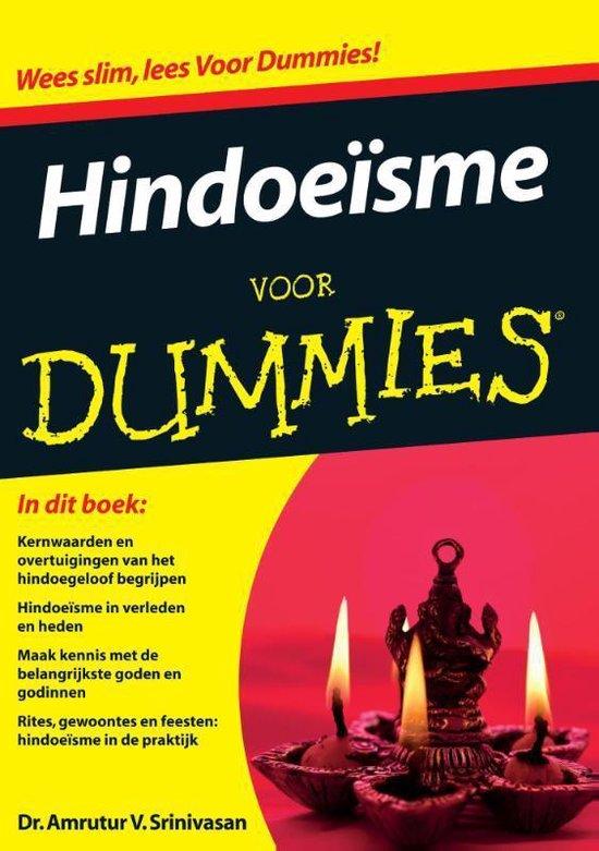 Voor Dummies - Hindoeïsme voor Dummies - Amrutur V. Srinivasan | Fthsonline.com