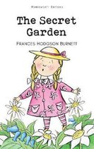 Boek cover Secret Garden van Frances Hodgson Burnett (Onbekend)
