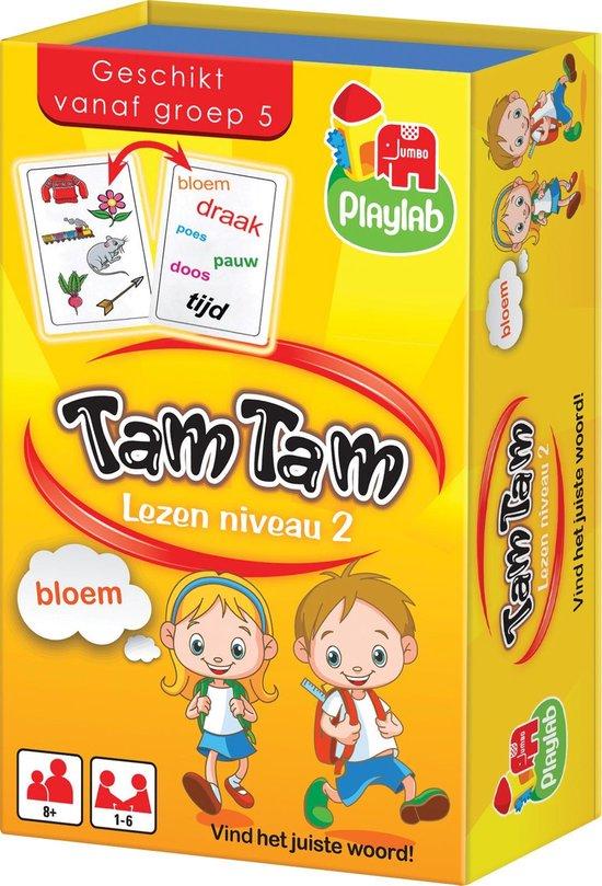 Tam Tam - Playlab - Lezen Niveau 2