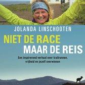 Boek cover Niet de race maar de reis van Jolanda Linschooten