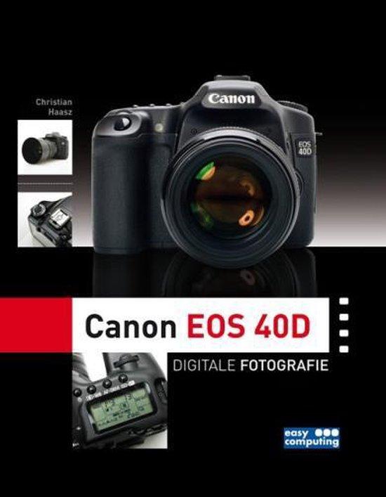 Canon Eos 40D - Christian Haasz pdf epub