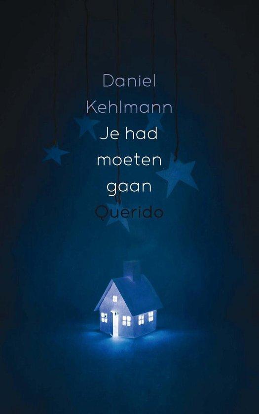 Je had moeten gaan - Daniel Kehlmann | Readingchampions.org.uk