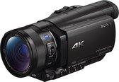 Sony FDR-AX100 - 4K Camcorder - Zwart