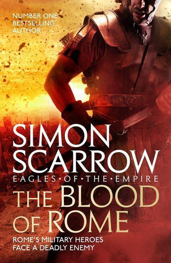 Afbeelding van The Blood of Rome (Eagles of the Empire 17)
