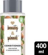 Love Beauty and Planet Conditioner Shea Butter & Sandelwood Oil - 400 ml