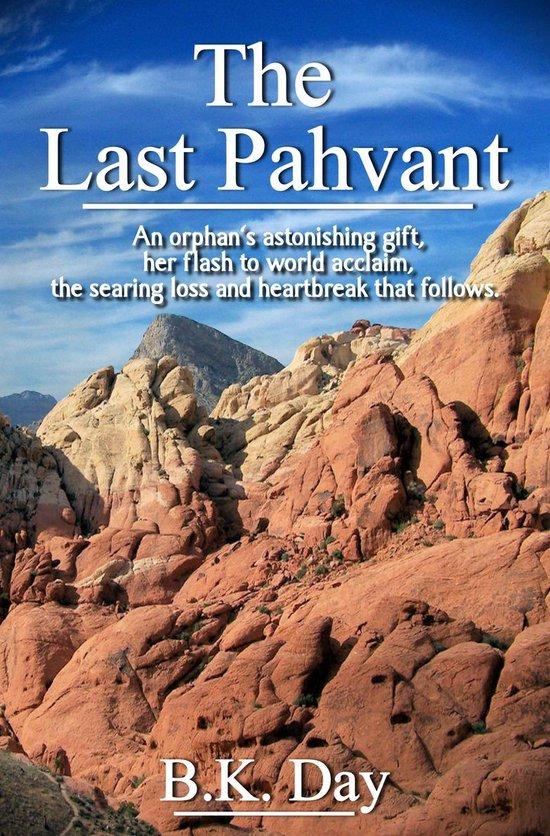Omslag van The Last Pahvant