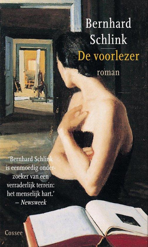 Boek cover De voorlezer van Bernhard Schlink (Onbekend)