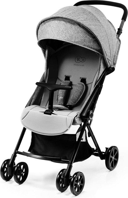 Product: Kinderkraft Wandelwagen Lite UP Grey, van het merk KinderKraft