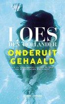 Boek cover Onderuitgehaald van Loes den Hollander