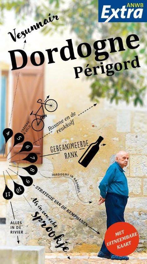 Boek cover ANWB Extra - Dordogne, Perigord van Manfred Görgens (Paperback)