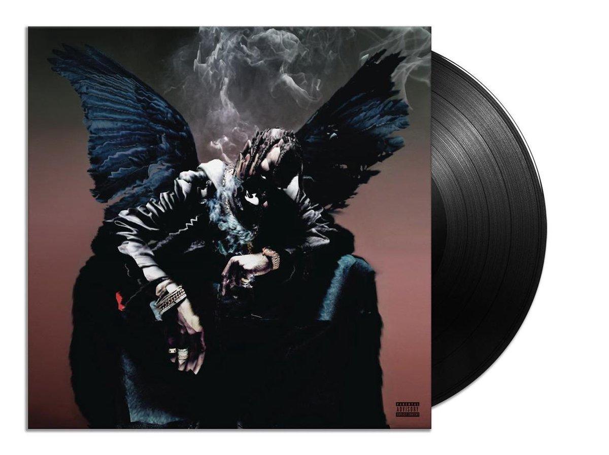 Birds In The Trap Sing Mcknight (LP) - Travis Scott