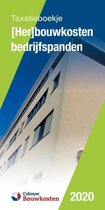 Taxatieboekje - (Her)bouwkosten bedrijfspanden 2020