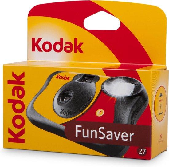 Kodak fun saver met flits 27 opnames