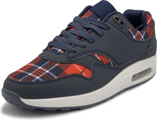 Elifano Vrouwen Sneakers Blauw Maat 37