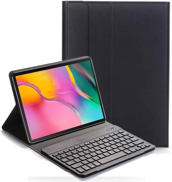 Smart Cover Bluetooth Keyboard Book Case Hoes Voor Samsung Galaxy Tab A8 A 8.0 Inch (2019) T290T295T297 Flip Multi Stand Sleeve Toetsenbord