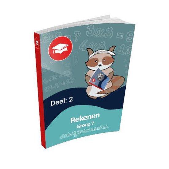 Oefenboek Groep 7 Rekenen - Deel 2 - De Bijlesmeester   Fthsonline.com