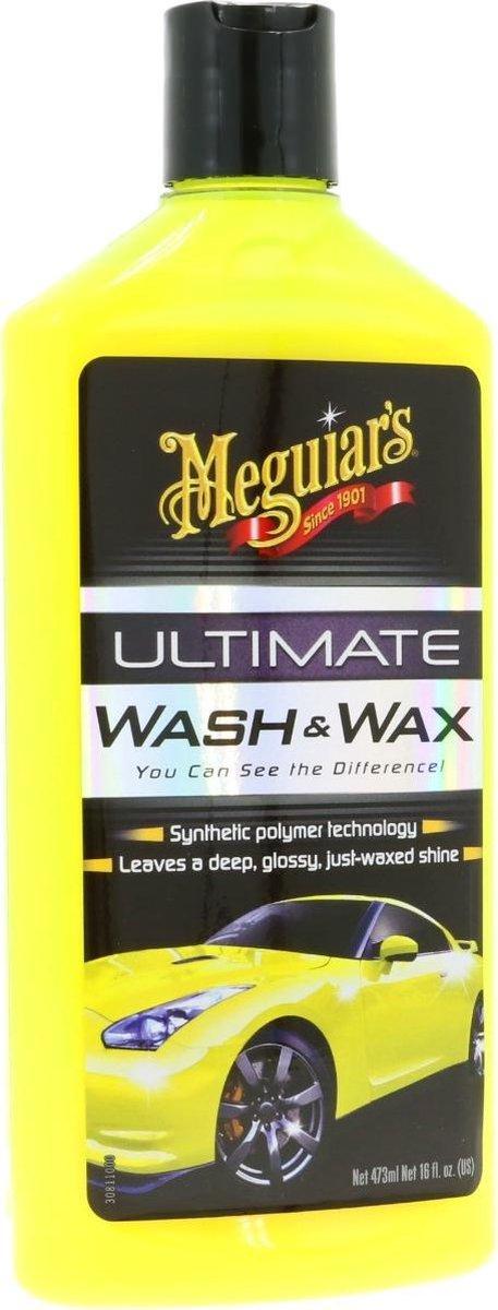 Meguiars G17716 Ultimate Wash & Wax Autoshampoo - 473ml