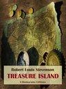 Omslag Treasure Island